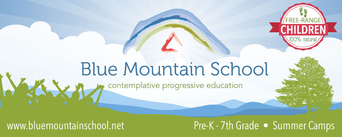 Blue Mountain School Banner