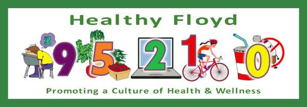Healthy Floyd logo