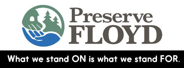 Preserve Floyd logo