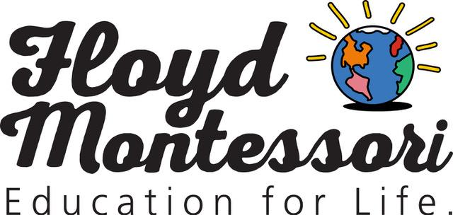 Floyd Montessori Logo