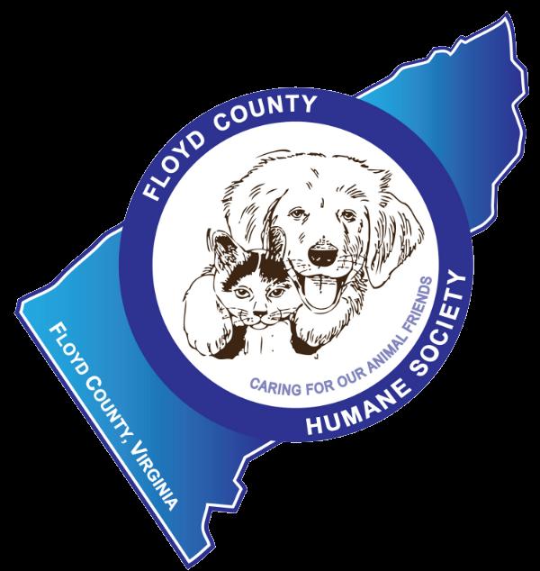 Floyd County Humane Society 600x634 Logo File for Web Online